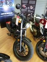 2018 Honda Rebel 300 ABS