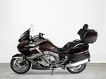2018 BMW K 1600 GTL Ebony Metallic Premium