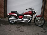 Honda VT750C2 Shadow Spirit 2008