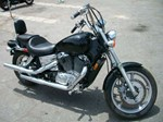 Honda Shadow Spirit 1100 (VT1100C) 2005