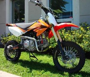 GIO Motors XPR Pro 155 2012