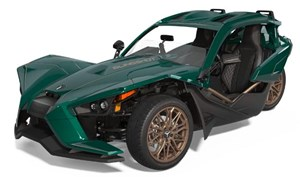 2020 SLINGSHOT GRAND TOURING LE Fairway Green with Bronze Accents