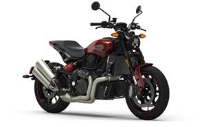 2022 INDIAN FTR 1200 S Maroon Metallic