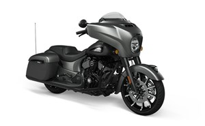 2021 INDIAN Chieftain Dark Horse Titanium Smoke (ABS)