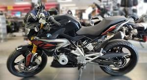 2020 BMW G 310 R Cosmic Black