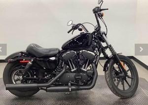 2018 Harley-Davidson XL 1200 Iron