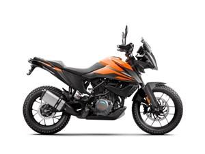 2021 KTM 390 Adventure