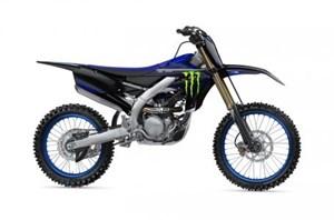 2021 Yamaha YZ250F - Monster Energy Yamaha Racing Edition