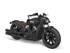 2021 Indian Motorcycle® Scout® Bobber ABS Thunder Black Smoke