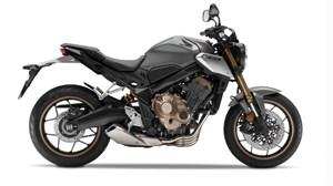 2021 Honda CB650R GRIS CENDRÉ NACRÉ