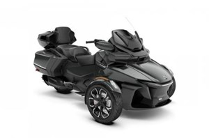 2021 Can-Am Spyder RT Limited - Chrome Edition