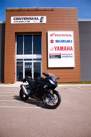 2013 Kawasaki Ninja® 300 ABS