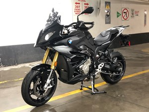 2019 BMW S1000XR Triple Black Edition