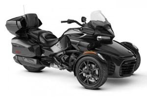 2021 Can-Am Spyder F3 Limited - Dark Edition