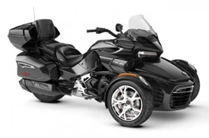 2021 Can-Am Spyder F3 Limited - Chrome Edition