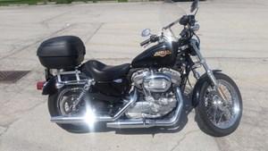 2009 Harley-Davidson XL 883L Sportster 883 Low