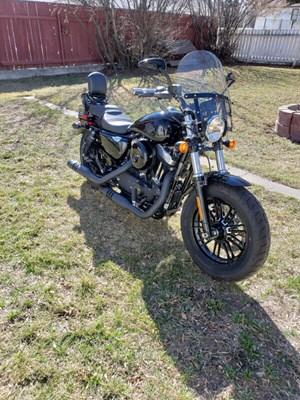 2016 Harley-Davidson 1200 XLT 48 Model