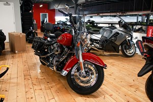 2007 Harley-Davidson Firefighter Heritage Softail Classic