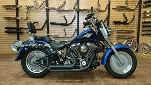 2004 Harley-Davidson FLSTFI- Fat Boy