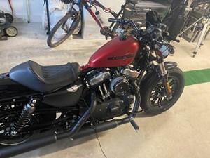 2019 Harley-Davidson Sportster XL1200X ;Forty Eight