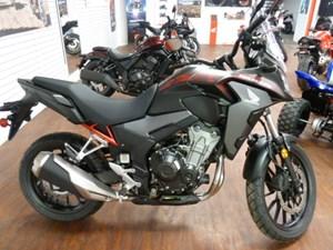2021 Honda CB500X