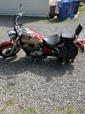 Honda VT C2Shadow 2000