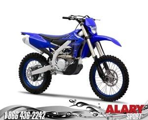 2022 Yamaha WR450F