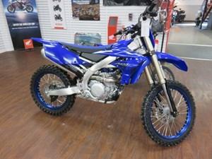2022 Yamaha YZ450F