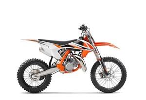 2022 KTM 85 SX 17/14