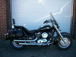 Yamaha V Star 1100 Classic 2001
