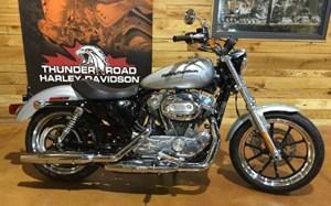 Harley-Davidson SuperLow 2015