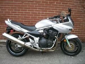 Suzuki Bandit 1200S 2002