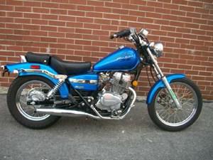 Honda Rebel  (CMX250C) 2009