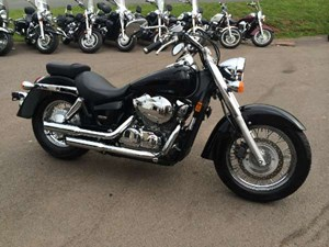 Honda VT750C Shadow Aero 2008