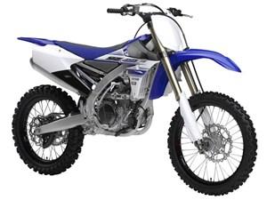 Yamaha YZ450F Yamaha Blue 2016