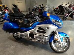 Honda Gold Wing Audio Comfort (GL18HPM) 2012