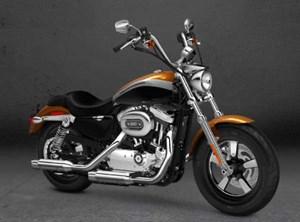 Harley-Davidson 1200 Custom 2016