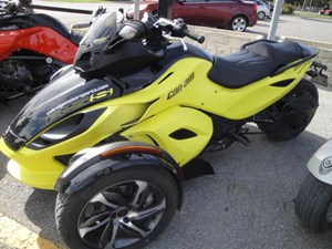 CAN-AM DEMO Spyder RS-S SM-5 2014
