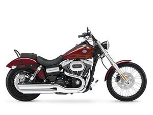 Harley-Davidson Wide Glide 2016