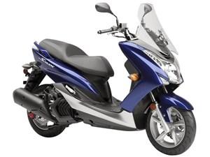 Yamaha SMAX 2015
