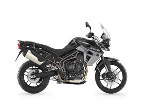 Triumph Tiger 800 XR Phantom Black 2016