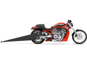 Harley-Davidson Destroyer Race Bike 2006