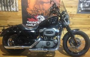Harley-Davidson Sportster 1200 Nightster 2009
