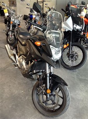 Honda NC700XA 2012