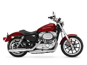 Harley-Davidson SuperLow 2016