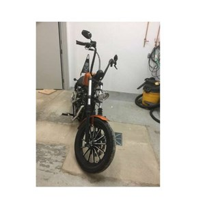 Harley-Davidson XL883N - Sportster® Iron 883™ 2014