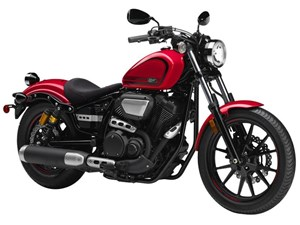 Yamaha Bolt R-Spec Vivid Red 2016
