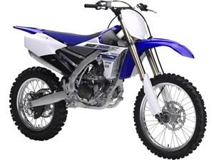 Yamaha YZ250FX 2016
