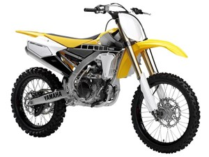 Yamaha YZ450F 60th Anniversary Yellow / Black 2016