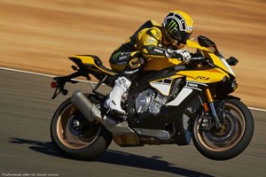 Yamaha YZF-R1 60th Anniversary Yellow / Black 2016